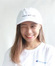 Tommy Hilfiger Dad Baseball Cap White