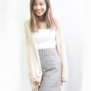 [KR]Mini Skirt wih Checkered pattern S
