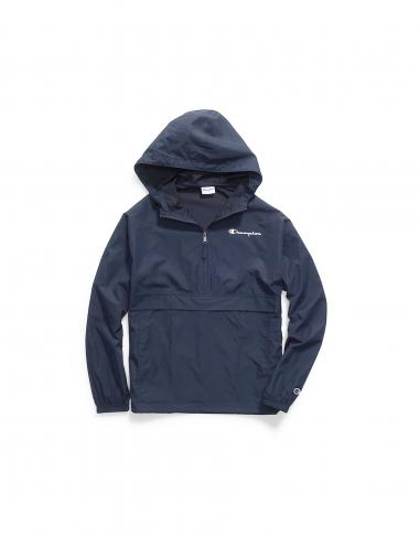 Champion Mens Packable Jacket Navy S